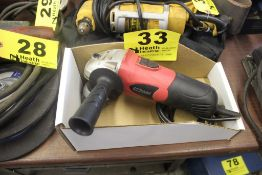 """TOOL SHOP 4-1/2"""" RIGHT ANGLE GRINDER"""