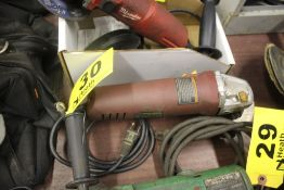 """CHICAGO ELECTRIC 4-1/2"""" ANGLE GRINDER"""