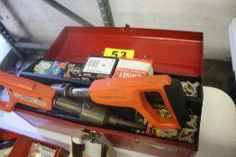 (2) REMMINGTON POWDER ACTUATED NAIL GUNS
