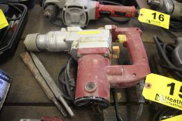 """CHICAGO ELECTRIC 1"""" ROTARY HAMMER"""