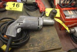 MILWAUKEE ELECTRIC DRILL