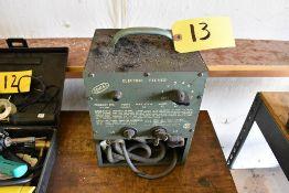 IDEAL NO. 11048C ELECTRIC ETCHER