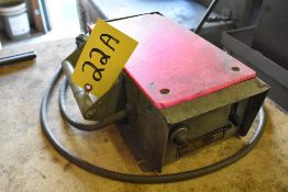 ELECTROMATIC SERIES A TYPE ID33G DEMAGNETIZER