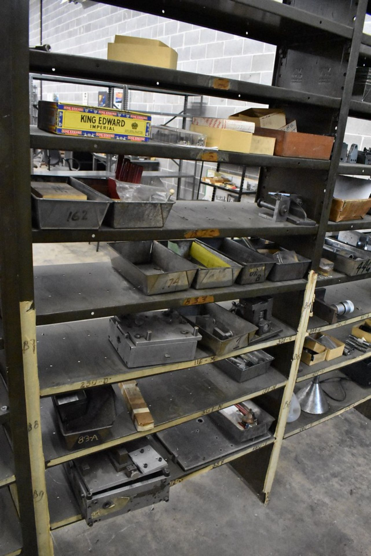 CONTENTS OF (8) SECTIONS OF SHELVING - Image 9 of 14