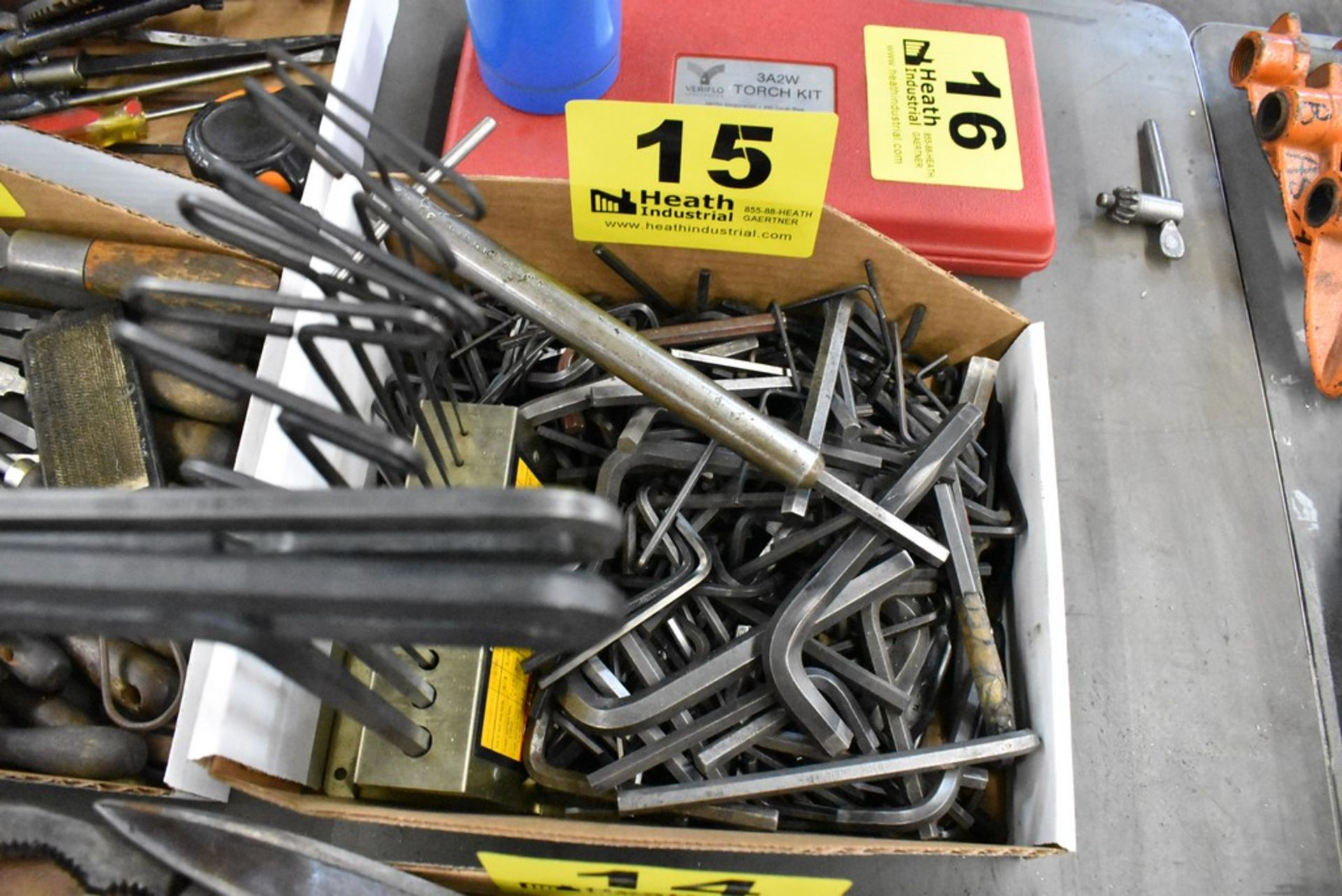 ASSORTED ALLEN WRENCHES - Image 2 of 2