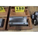 BROWN & SHARPE MAGNETIC V-BLOCK IN CASE
