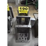 (3) ASSORTED RIGHT ANGLE PLATES