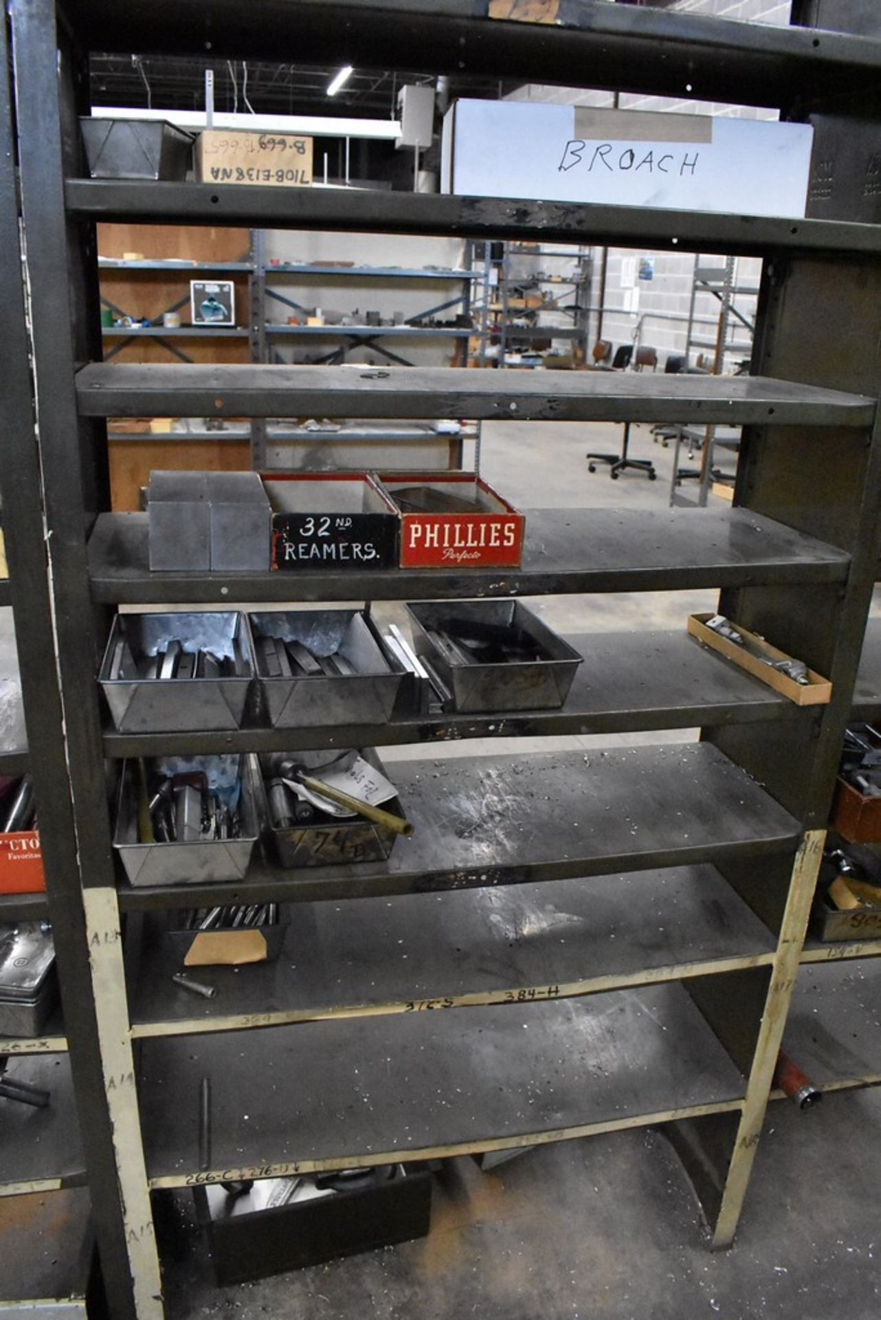 CONTENTS OF (8) SECTIONS OF SHELVING - Image 5 of 14