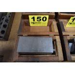 BROWN & SHARPE MAGNETIC BLOCK IN CASE