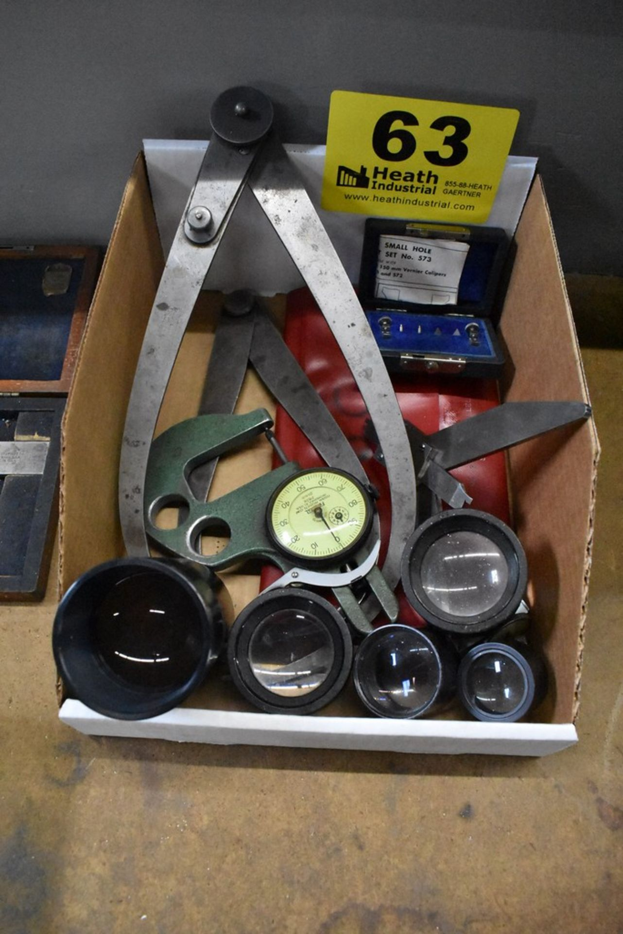 ASSORTED INSPECTION TOOLS - Image 2 of 2