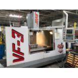 HASS Model VF3 CNC VERTICAL MACHINING CENTER: