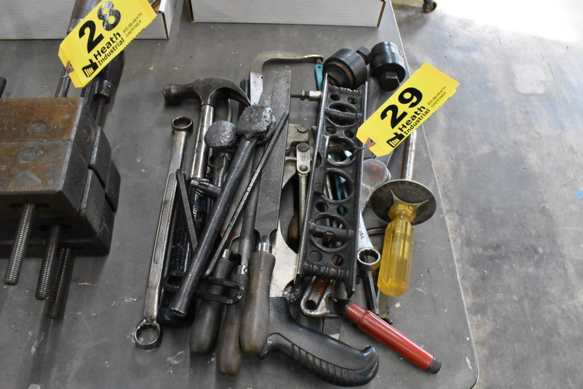 ASSORTED HAND TOOLS - Image 2 of 2