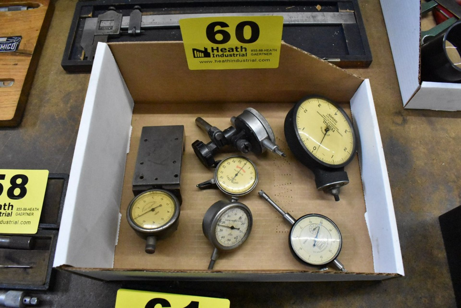 ASSORTED DIAL INDICATORS - Image 2 of 2