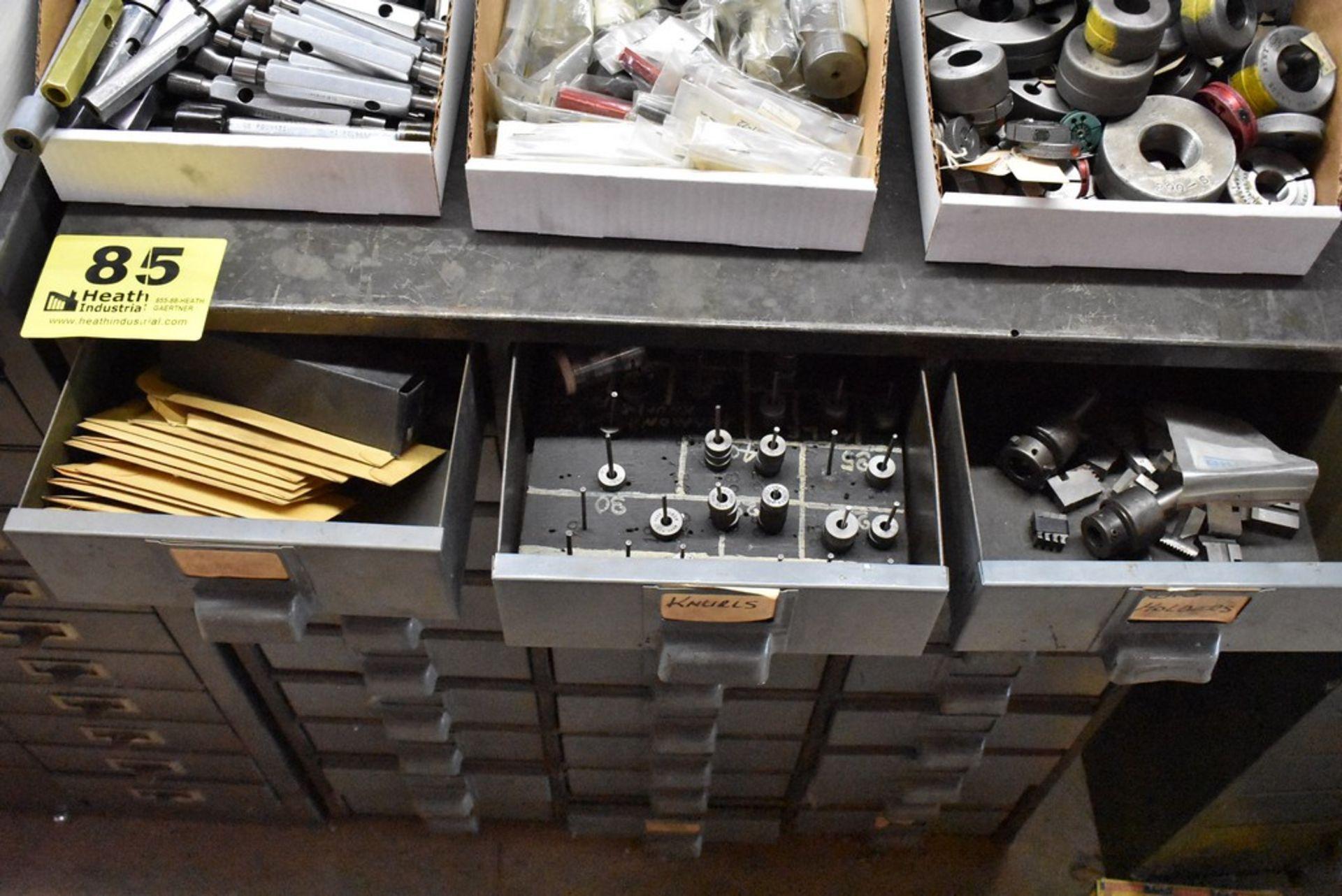TWENTY SEVEN DRAWER STEEL CABINET - Image 4 of 4