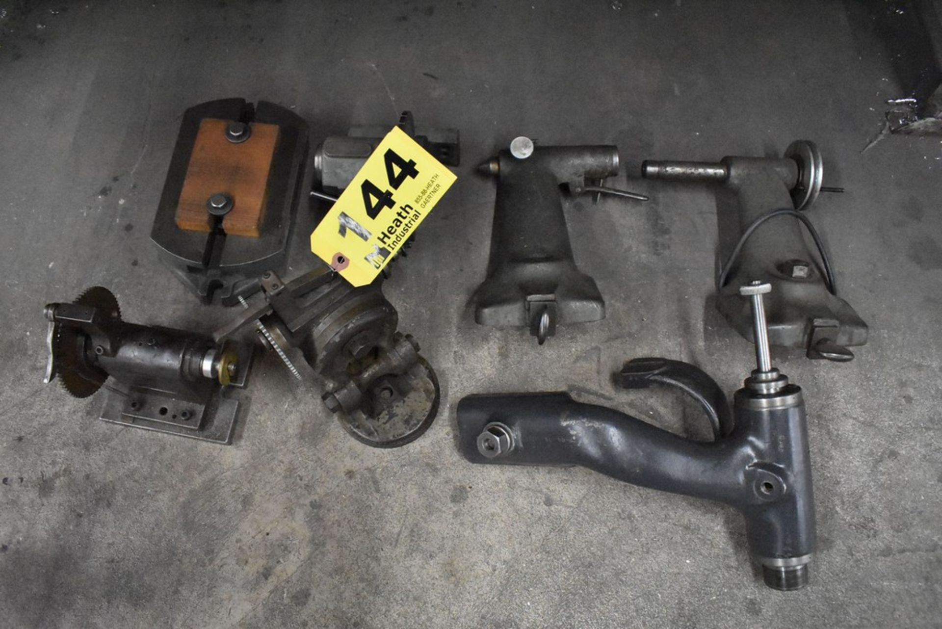 (3) ASSORTED GRINDING ATTACHMENTS