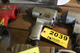 """CENTRAL PNEUMATIC MODEL 1397 1/2"""" IMPACT WRENCH"""