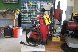 MILWAUKEE NO. 4202 MAGNETIC BASE DRILL