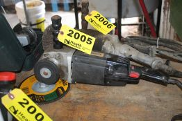 """GRIZZLY MODEL T10495 6"""" ANGLE GRINDER"""