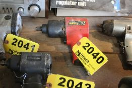 """CENTRAL PNEUMATIC 1/2"""" EARTHQUAKE IMPACT WRENCH"""