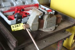 """REED 5"""" BENCH TOP VISE"""