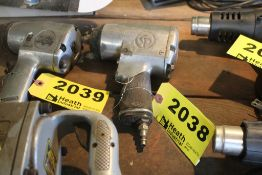 """CENTRAL PNEUMATIC MODEL CP749 1/2"""" IMPACT WRENCH"""