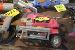SKIL MODEL 4580 SCROLL SAW