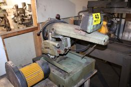 """DEWALT BENCH TOP RADIAL ARM SAW WITH 7"""" BLADE"""