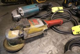 """MILWUAKEE MODEL 6060 HEAVY DUTY 7"""" ANGLE GRINDER"""