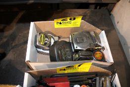 TAPE MEASURES IN BOX
