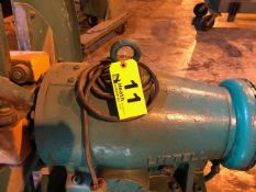 LITTELL 4,000 LB. MODEL 40-18 STOCK UNCOILER, S/N S-1163-67-2 15-20-18, WITH KEEPERS
