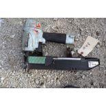 Hitachi staple gun.