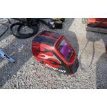 Snap-On welding helmet.