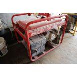 Multiquip generator.