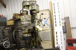 Moore jig grinder, model NA, sn NA.