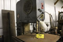 DoAll bandsaw, model ML,