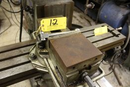 "Phase II machine 16"" vise, 235-106."
