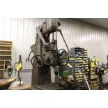 "Pratt Whitney mill No. 2A, jig borer M-1620, sn 1097, 44"" x 22"" bed, (parts machine)."