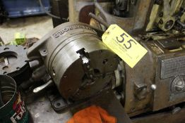 "Hartford rotary vise table, 8"" Super Spacer, sn 6344."