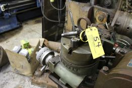 Nikken rotary vise table, RSI-10, sn 1679.