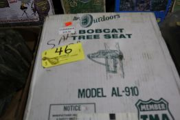 Bobcat treeseat model AL-910.