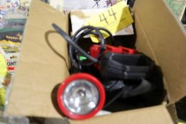 Mity Max rechargeable headlamp.