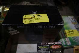 Gamespy camera security box.