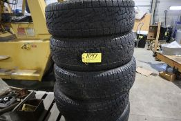 "Nexen Roadian tires at 275/65 R18 (4).+ 18"" Ford Spare."