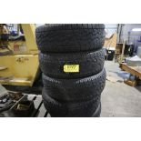 """Nexen Roadian tires at 275/65 R18 (4).+ 18"""" Ford Spare."""