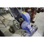 Clarke Alto Gas Powerd Vacuum Cart.