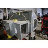 Shop made Air Mover Fan. on Steel Cart, 20A. (apprx. 2)