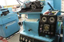 "1973 Winslow drill grinder model 100C, sn 0567, 1 1/8"" max. capacity, wheel / hub, 2C head, 1/8"""