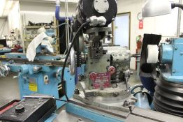 Hybco relief grinder model 2100-SB, sn RF794, variable speed controls.