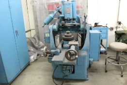 Ingersol tool & cutter grinder model and sn UNK.