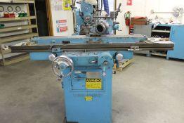1974 Cincinnati model 2 tool & cutter grinder, sn 31512T74-0002, has 2 axis 360 degree grinding